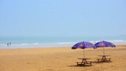 青岛景点-金沙滩