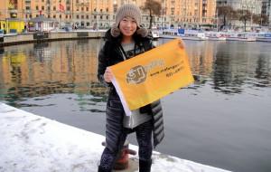 【赫尔辛基图片】斯德哥尔摩的冬天 2011年春节