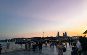 【阿塞拜疆图片】三天半,走过阿塞拜疆(含公路过境至格鲁吉亚)