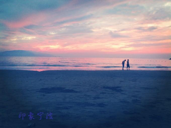 鹤浦镇沙滩