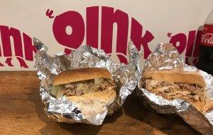 爱丁堡美食-Oink