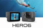 GoPro HERO 6 BLACK 水下运动相机租赁(全国包邮+北京上海深圳支持机场自取+智能防抖+裸机10米防水+一键分享记录旅行)