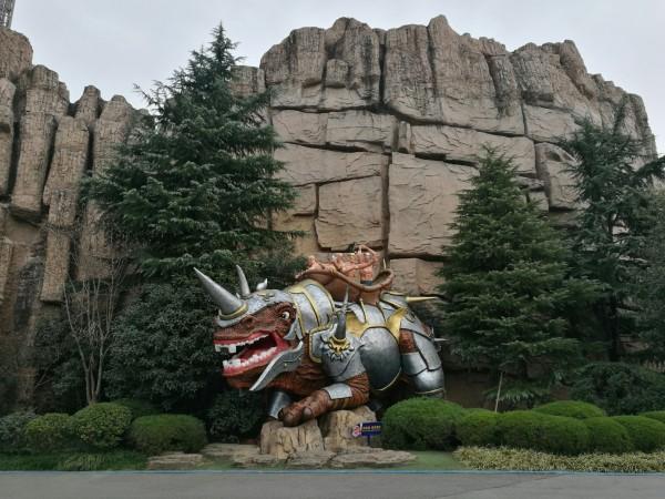 到常州,只为恐龙园