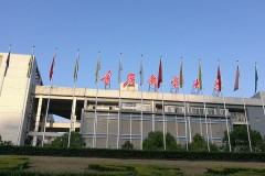 清新绿色,人文气质一重庆邮电大学校园掠影