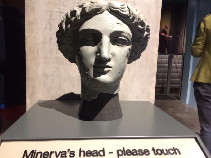 霍金头像铸铜雕塑
