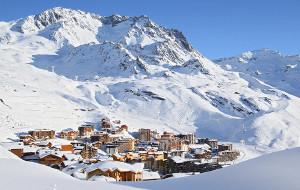 法国娱乐-法国葱仁谷滑雪场