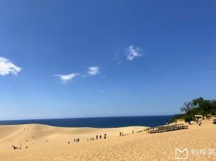 【鸟取市景点图片】鸟取沙丘