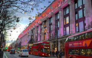 英国购物-塞尔福里奇百货公司
