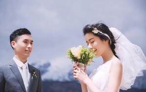 【束河图片】『婚旅纪』三月束河·我为你身穿白纱轻舞飞扬