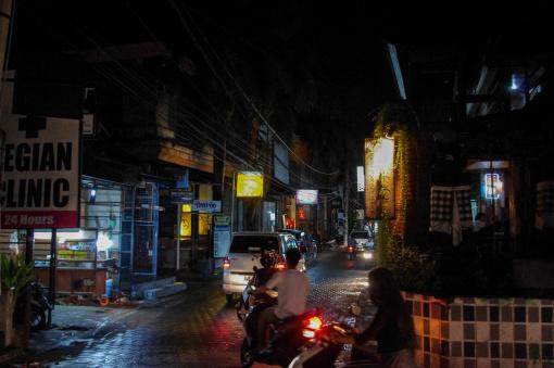 collection是巴厘岛一个商业街的名称,位于巴厘岛的豪华酒店区