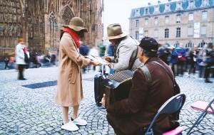 【斯特拉斯堡图片】艺术之旅,边画边走丨11天欧洲四个国家,和 100 多名外国人一起画画