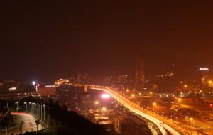 【深圳图片】《车轨与星芒》⋯记玫瑰海岸·东部通道一日专题拍摄活动之