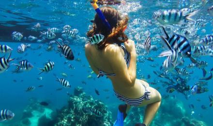 【经典跳岛游】菲律宾长滩岛跳岛一日游