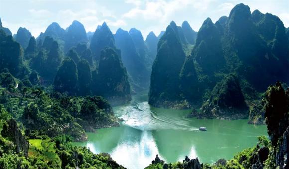 贵州兴义万峰林门票 峰林田园风光,立即生效图片