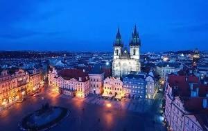 【绥阳图片】梅尔在布拉格