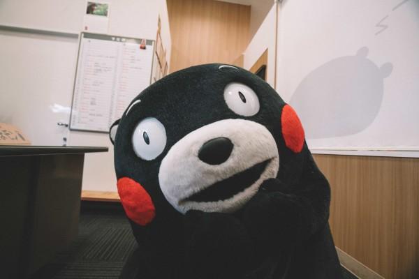 熊本 游记           过了没多久,这个黑胖子就真的出现在了我的面前.图片
