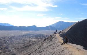 【布罗莫火山图片】印尼不止巴厘岛——布罗莫&宜珍火山