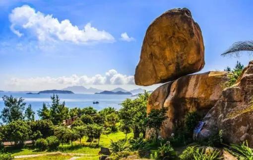 """被古代文人誉为""""天下第一奇石""""载入《世界地理之最》,现在它已经是"""