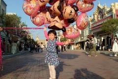 我想和你们一起长大,香港迪士尼两天游