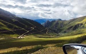 【川藏北线图片】Day040一路向西-带着圈圈走天涯之藏东门户翻越矮拉山