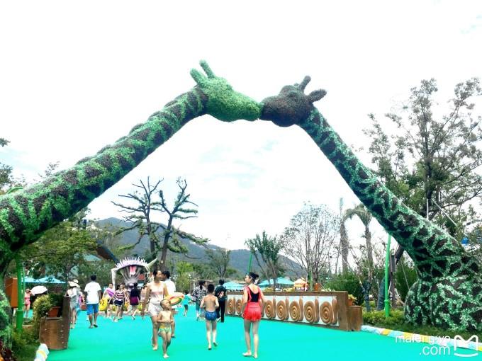 苏州乐园森林水世界
