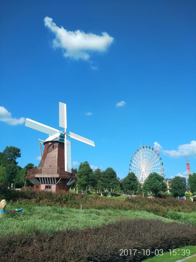 河源深度游(三)客家文化公园,河源儿童公园,河源文化广场,及客家食物