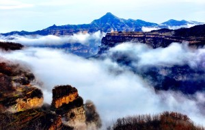 【安阳图片】林州太行山大峡谷自驾游