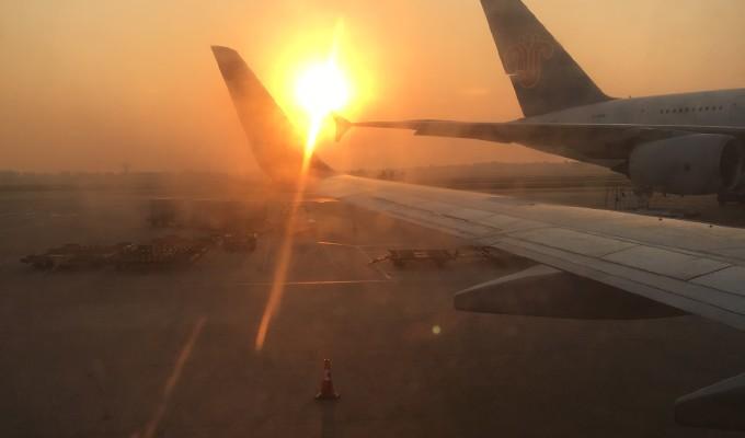 21:04:32                                  第一天 广州到南昌 飞机