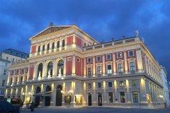 🎻奥地利🎻音乐殿堂金色大厅