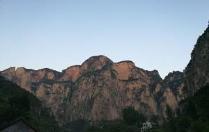 【陵川图片】山西陵川白陉古道+红豆杉大峡谷两日徒步