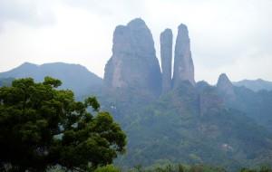 【衢州图片】中国丹霞主题游:三爿石,大自然的神韵