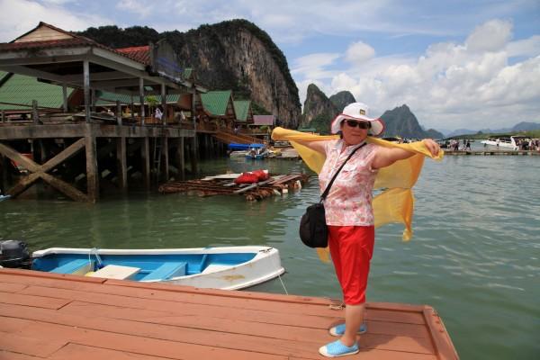 泰国普吉岛第一天(上)