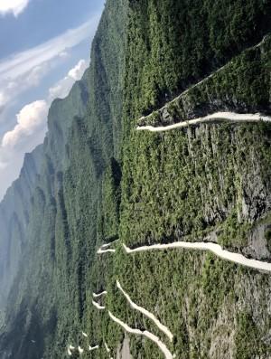 5天时间游走恩施---壁挂公路,鹤峰屏山躲避峡,恩施大峡谷
