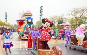 【上海迪士尼图片】【甛糖拾光】小攻略🍭暴走上海迪士尼💗一天畅游不是梦✨