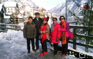 【奥地利图片】东欧六国之旅...游世界自然与文化遗产奥地利最美小镇哈尔斯塔特记