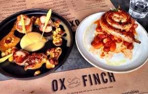 英国美食-Ox And Finch