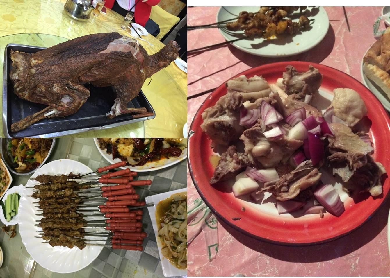 去新疆吃什么,新疆地道的小吃,新疆美食攻略