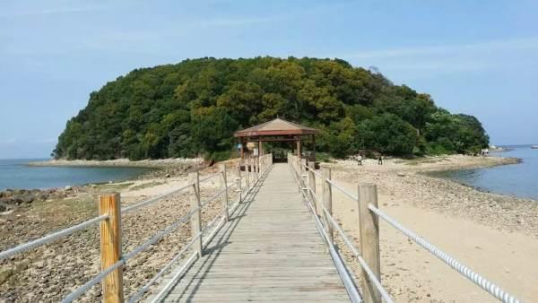 阳江海陵岛住海豚湾度假别墅玩沙滩三天两夜