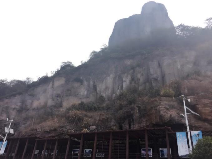 温岭方山行图片
