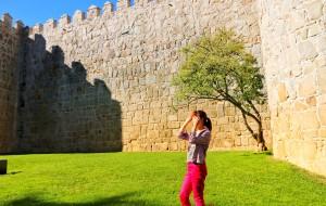 【阿维拉图片】【欧洲交换逛逛逛】圣人与石头之城-阿维拉(Ávila)