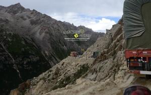 【德格图片】向着世界的中心一路西行 -穿越横断 D14 千里绕行 雀儿山-凶险艰苦的翻越(新龙-甘孜-德格)