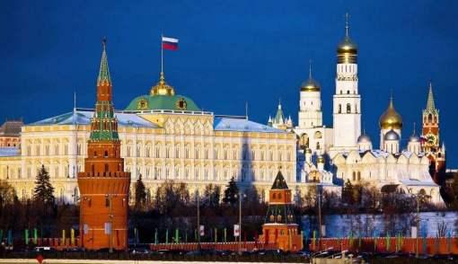 俄罗斯莫斯科红场一日游 克里姆林宫内部参观(圣巴索教堂 国家历史