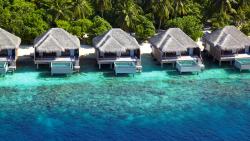 马尔代夫景点-都喜天阙岛(Dusit Thani Maldives)