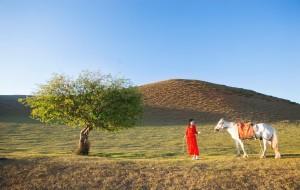 【克什克腾旗图片】#爱拉旅拍#我的梦想我做主——乌兰布统