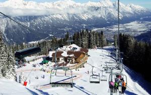 奥地利娱乐-因斯布鲁克滑雪场