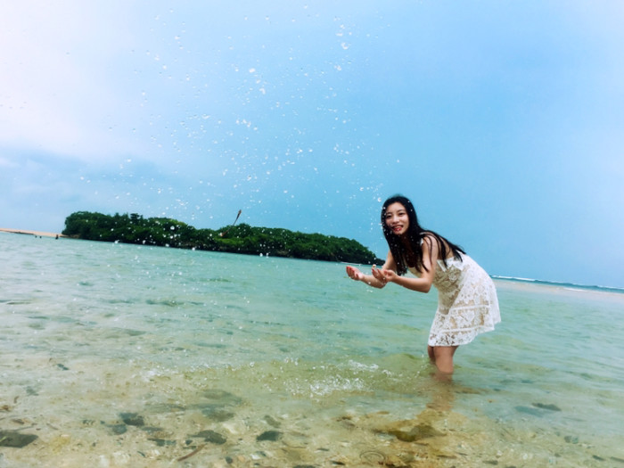 巴厘岛照片pose
