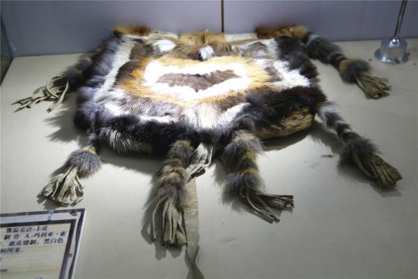 维也纳 游记   鄂温克人在与动物的长期交道中,积累了丰富的制作和