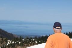 雪山,雨林,湖泊和海滩,我们在奥林匹克国家公园