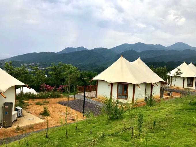 桂平西山汽车营地自驾游