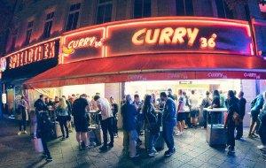柏林美食-Curry 36